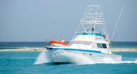 Montego Bay Boat, Yacht & Fishing Charters